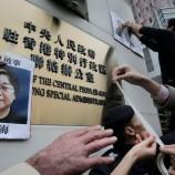 Книгоиздател беше отвлечен за втори път от полицията в Китай