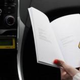 TaxiMeREADS изненадва пътниците с книги и вино на Свети Валентин