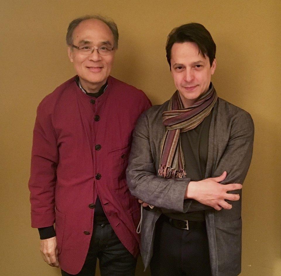 Лекция на Ясуо Кобаяши в София