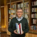 Бил Гейтс разкрива кои две книги е прочел от началото на 2018 г.