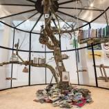 Библиотека за птиците отвори врати в Лондон [галерия]