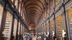 Izlozhba na irlandski pisatelki v Trinity College