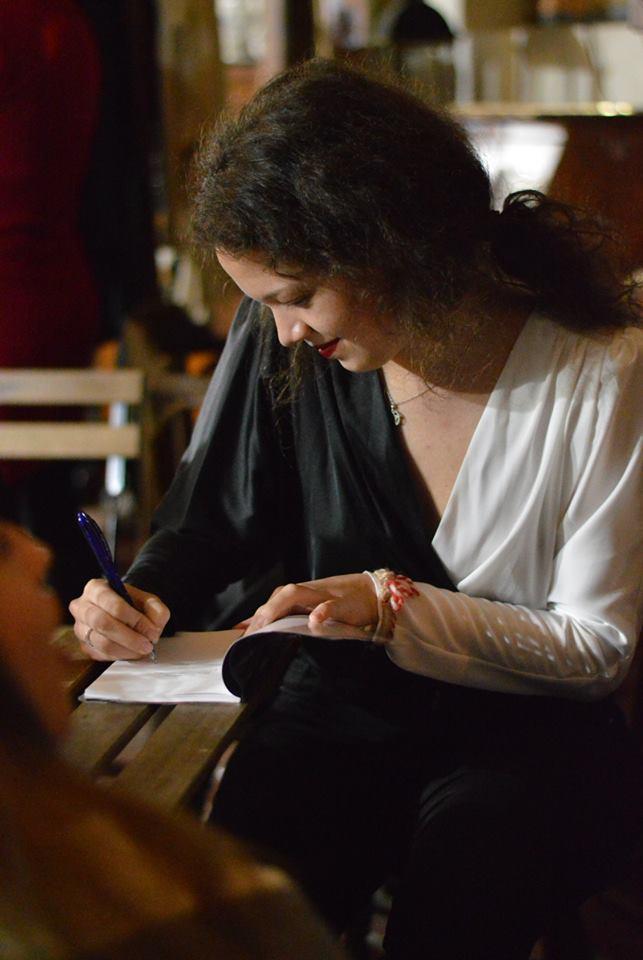 """Лилия Йовнова в Литературен салон """"Spirt and Spirit"""""""