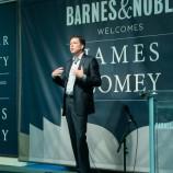Книгата на бившия директор на ФБР Джеймс Коми се превърна в бестселър веднага след излизането си