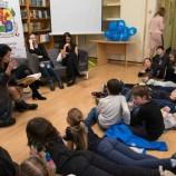 Какво да не пропускате от третия ден на Софийския международен литературен фестивал за деца и младежи