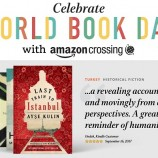 Amazon подарява девет заглавия за Световния ден на книгата