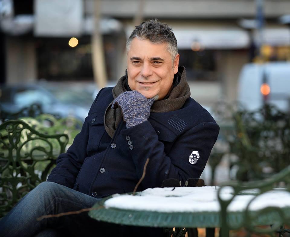 Алек Попов – разказвач на юни в Столична библиотека