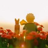 """Сцени от """"Малкият принц"""", изобразени чрез LEGO [галерия]"""