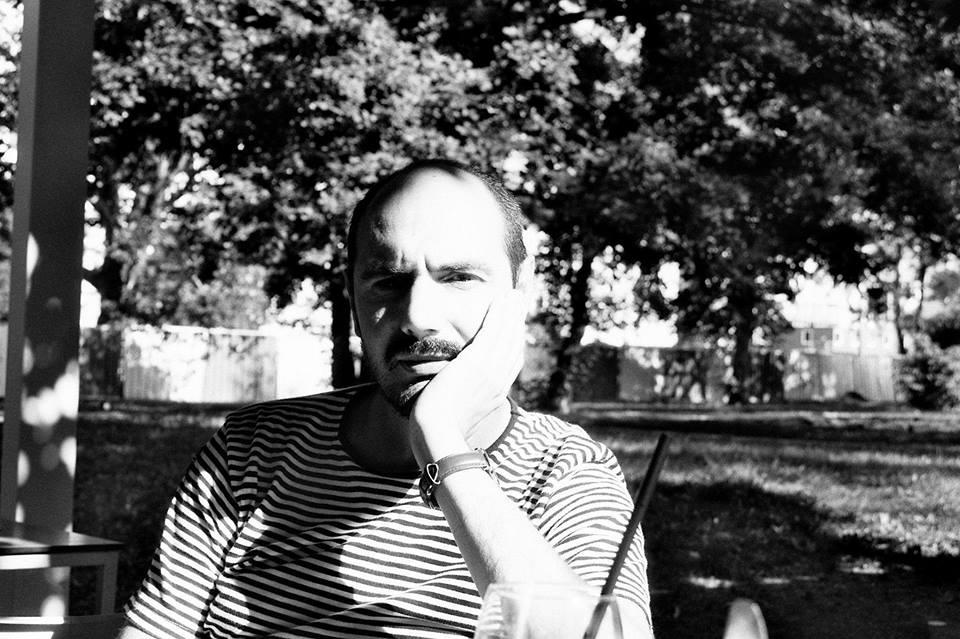 Поетични понеделници. Радослав Чичев в Делта блус бар