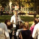 Литературни разходки срещат читателите с книжните забележителности на София