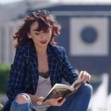 Как четеш: Ивана Александрова