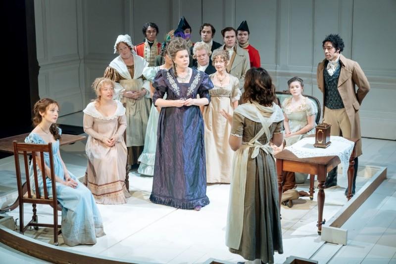 Незавършен роман на Джейн Остин се превръща в театрална постановка