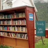 Мундал – норвежкият град, в който книгите са повече от хората