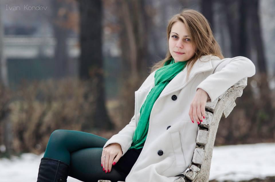 Поетични понеделници. Анна Лазарова в Делта Блус бар