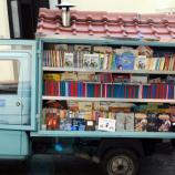 Италианска библиотека на колела насърчава детското четене в малките населени места