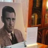 С невиждани досега снимки се отбелязва 100-годишнината на Дж. Д. Селинджър