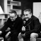 """Александър Секулов на премиерата на """"Хроники и химни"""": Пиша, когато съм щастлив [видео]"""