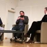 Яник Енел в София в Деня на франкофонията: За мен литературата е богиня и щастлива самота