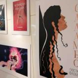 """Изложбата """"Извън контурите"""" с авторски корици на Kontur Creative беше открита в София"""