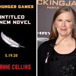 """Сюзан Колинс пише предистория на """"Игрите на глада"""""""