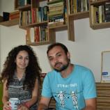 """Яница и Благовест от кафе-книжарница """"Страница 394"""": Романтиката на четенето е едно от малкото останали истински усещания в наши дни"""