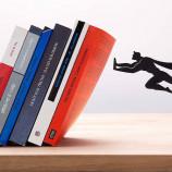 Супергерои пазят вашите книги [галерия]