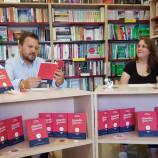"""Антон Георгиев с премиера на """"Морски записи"""" във Варна: Книгата е оръжие във време на посредственост"""