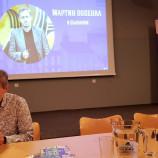 Мартин Вопенка: Трябва да имаш безкрайно търпение, за да си писател