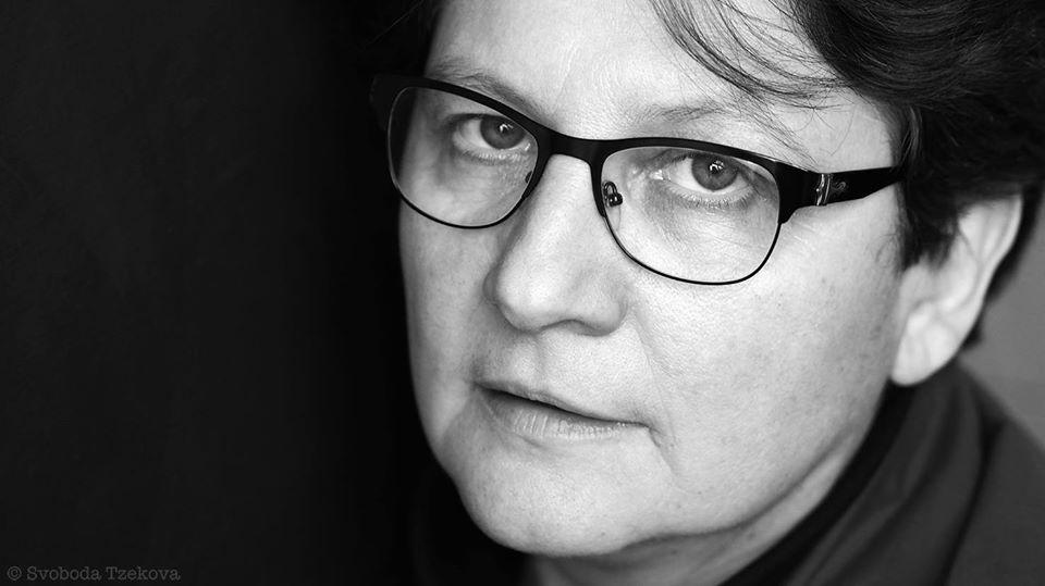 Силвия Чолева - поет и разказвач на декември в Столична библиотека