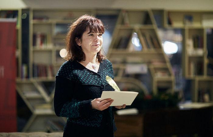 """Яна Букова спечели Националната награда за поезия """"Иван Николов"""" 2019"""