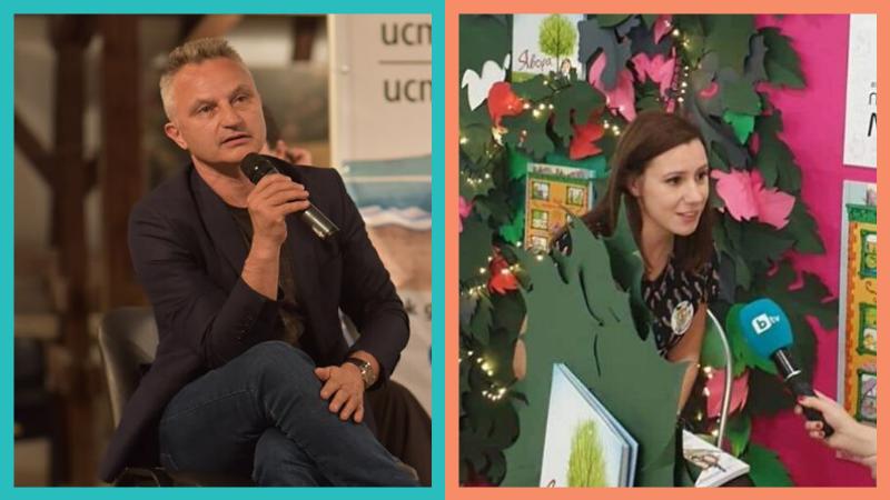 Захари Карабашлиев и Радостина Николова – най-четени писатели на Столична библиотека за 2019 г.