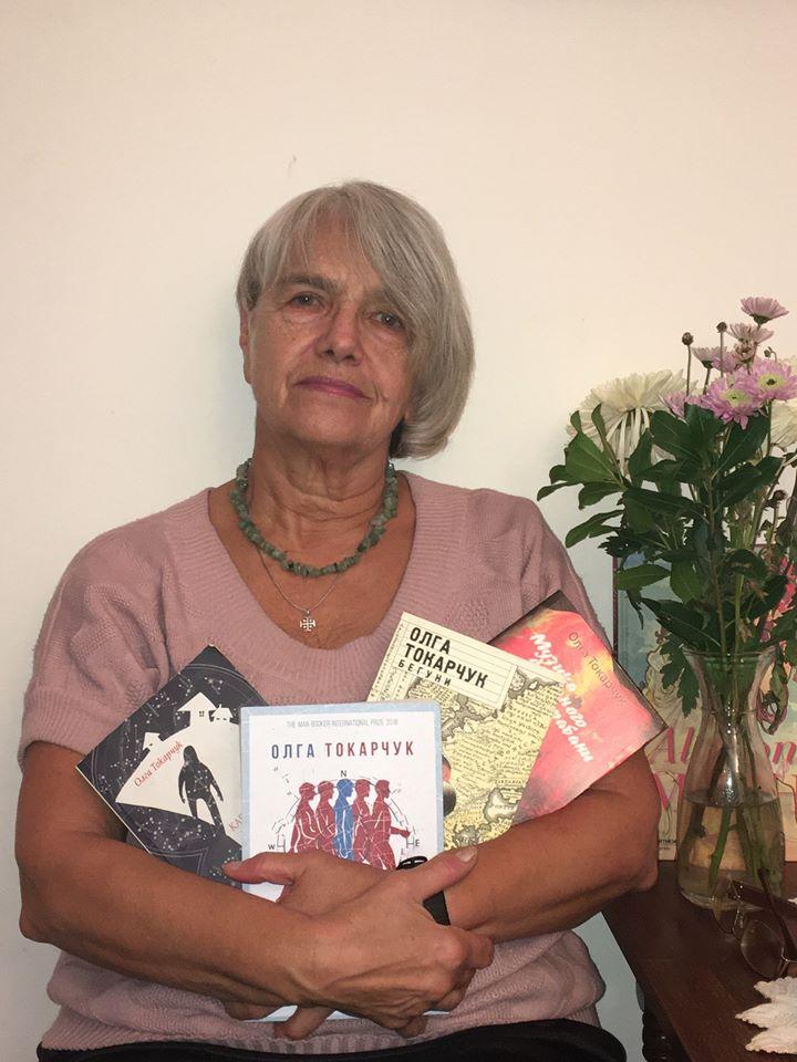 Силвия Борисова – преводач на януари в Столична библиотека