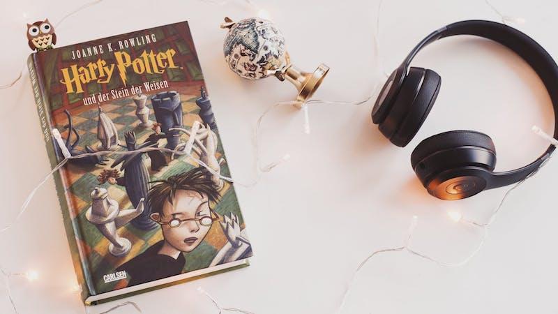 Хари Потър аудиокнига