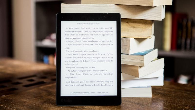 електронна книга, електронен четец