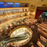Близо 1000 книжарници радват читателите в Буенос Айрес