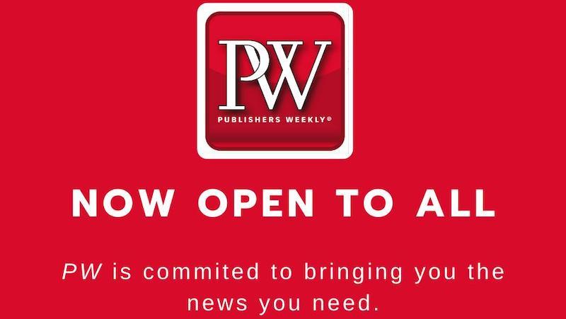Publishers Weekly направи безплатно съдържанието си