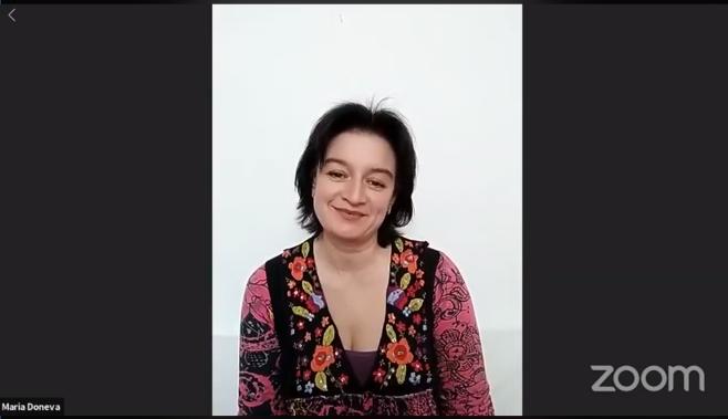 """#ВкъщиСъмИЧета: Мария Донева за """"човешкото"""" писане"""