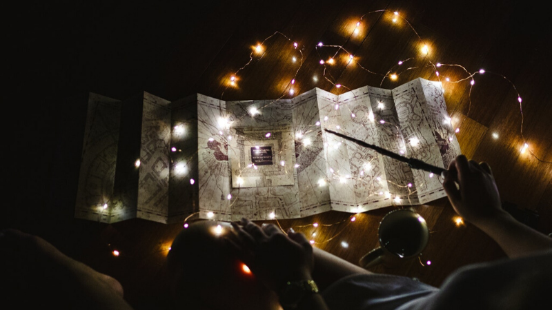 12 магически детайла в хари потър
