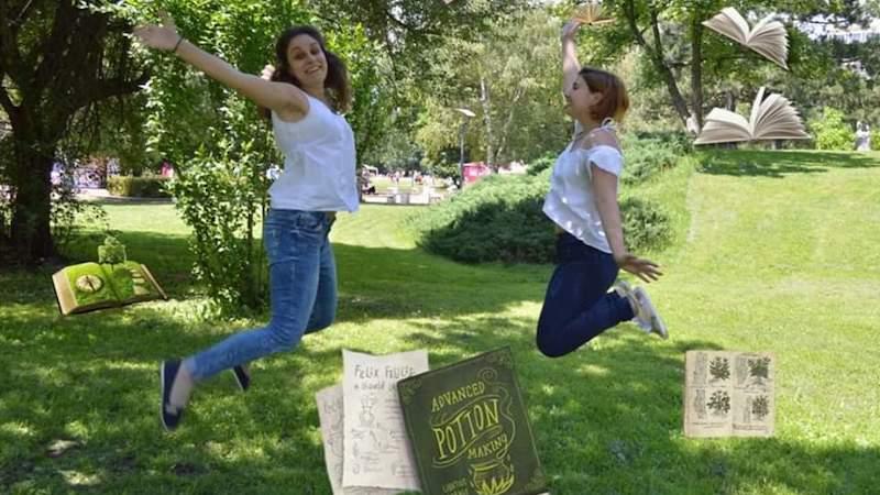 Читателският клуб на Trouble Bakers се завръща със среща на открито