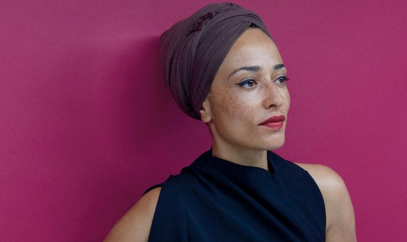 Зейди Смит (Снимка: Джаки Никърсън, The New York Times)