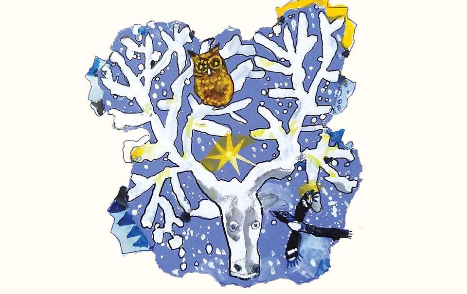 Палечко. Илюстрации на Иван Димов към поемата на Валери Петров