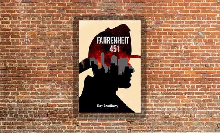 """Читателски клуб на НБУ: Разговор за """"451 градуса по Фаренхайт"""" от Рей Бредбъри"""