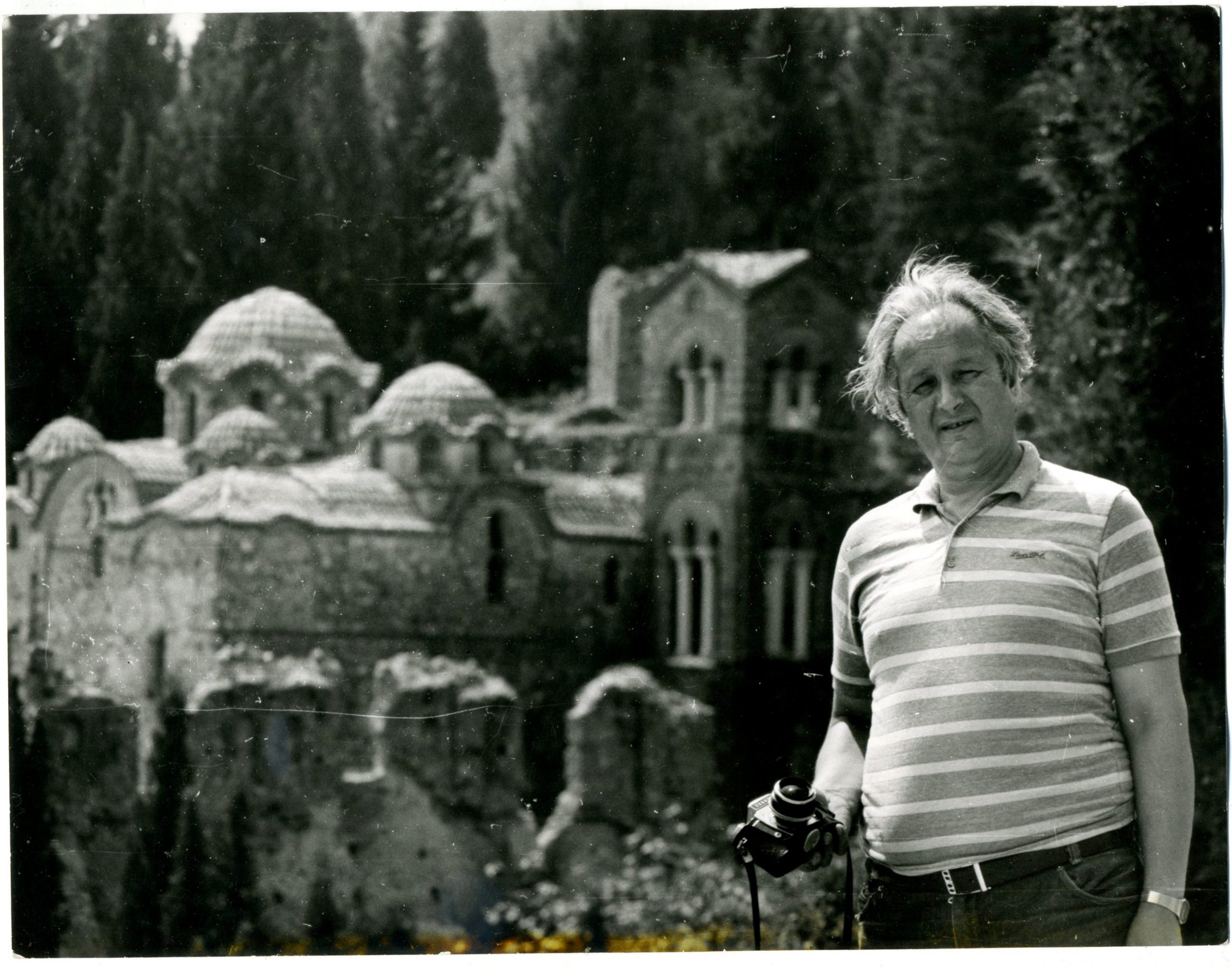 Текстове и изображения от архива на проф. Любен Прашков