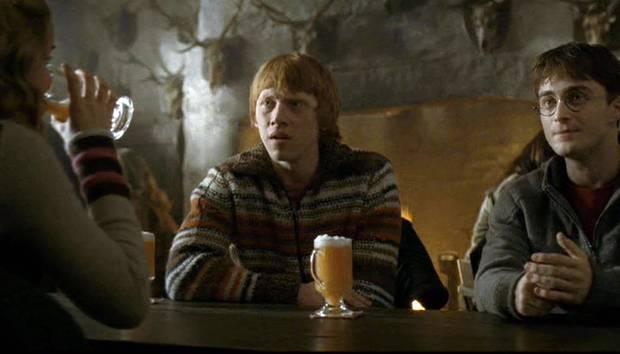 Бутербирата (Butterbeer) в Хари Потър