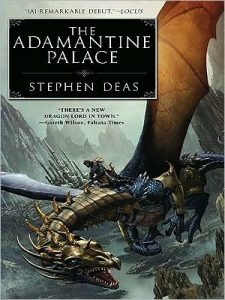The Adamantine Palace Stephen Deas
