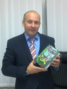 Виктор Круглов, издателство Ранок