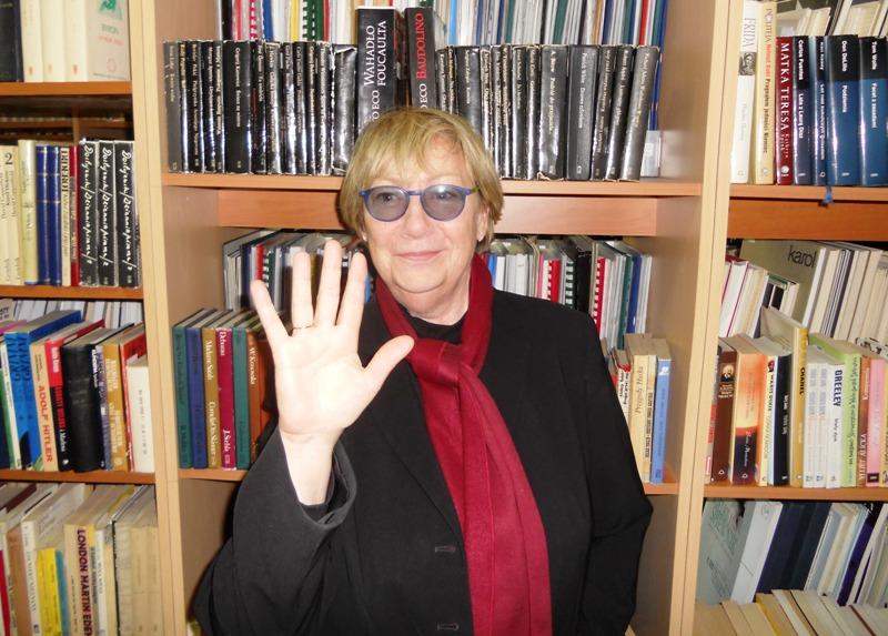 Ewa Lipska alter ego