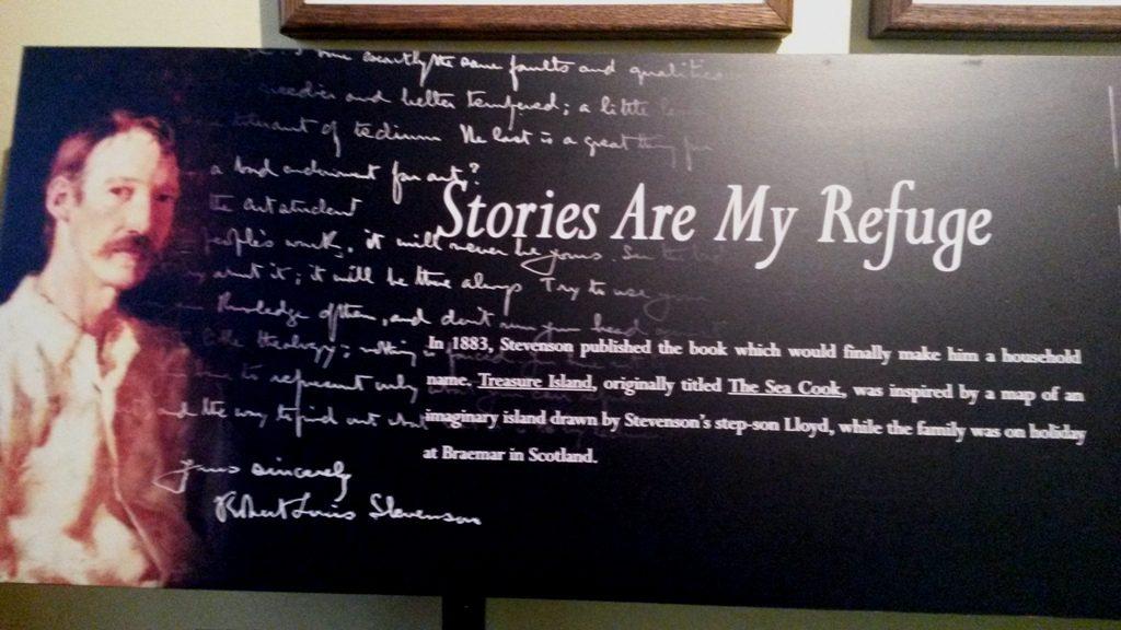 Музеят на писателите в Единбург