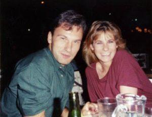 Саманта и Жан-Люк през 1989