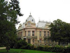 Biblioteka Ruse